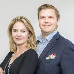 Kristina und Tomas Edvinsson - Gelpell Lohnhersteller Nahrungsergänzungsmittel